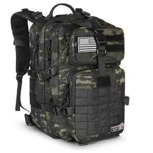 Other - 42L Tactical Backpack Military ISO Standard